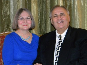 Harmony Spiritual Haven Resident Managers Sr. Pastor and Mrs. Patrick Deveney